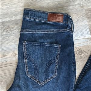 Brand New Hollister Dark Wash Jeans